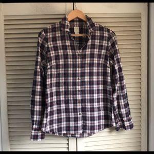 "J. Crew ""the perfect shirt"""